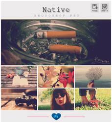 Instagram Native - Photoshop PSD