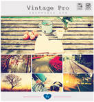 Instagram Vintage Pro - Photoshop ATN