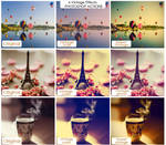 Vintage Photoshop Actions(free)