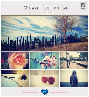 Viva la vida - Photoshop ATN