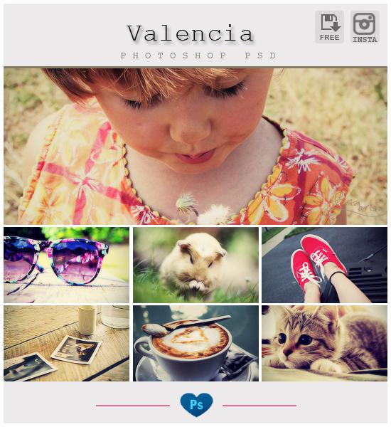 Instagram Effect Valencia by friabrisa