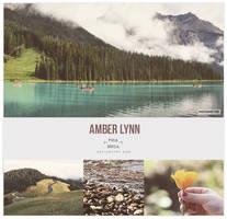 Amber Lynn PSD by friabrisa