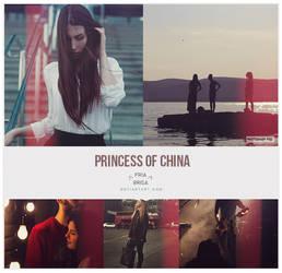 Princess of China PSD by friabrisa