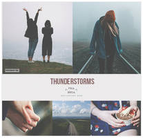 Thunderstorms - Photoshop PSD by friabrisa