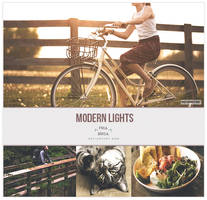 Modern Lights - Photoshop PSD