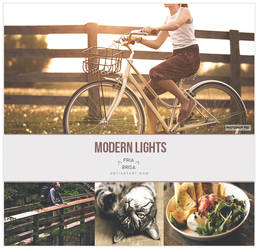 Modern Lights - Photoshop PSD by friabrisa