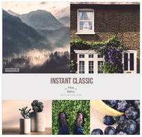 Instant Classic - Photoshop PSD by friabrisa