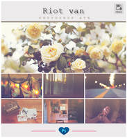 Riot van - Photoshop Action by friabrisa