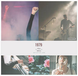 1979 - Photoshop psd by friabrisa