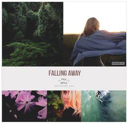 Falling away - Photoshop Action