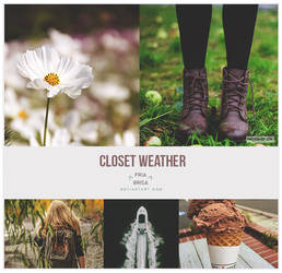 Closet weather.PSD by friabrisa