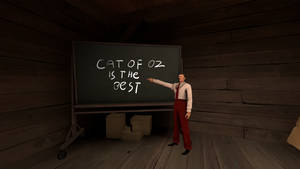 Cat Of Oz Is The Best