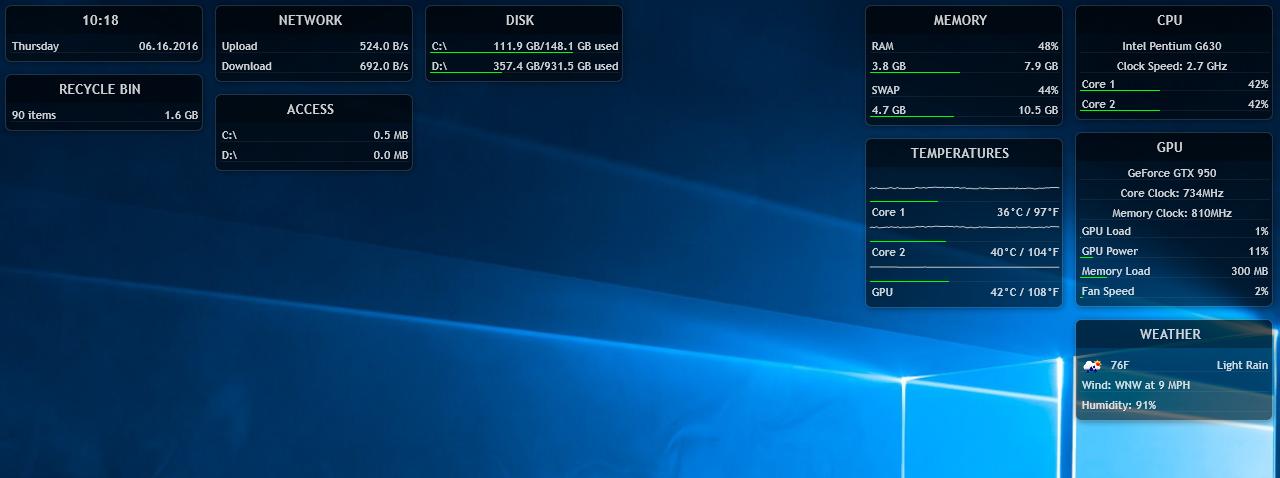 illustro Monitor 2.0.1