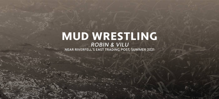 [DoTW] - Mud Wrestling