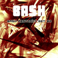 Bash -- Abstract Brush Set_2 by B-a-s-h
