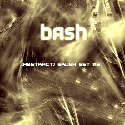 Bash -- Abstract Brush Set_6 by B-a-s-h