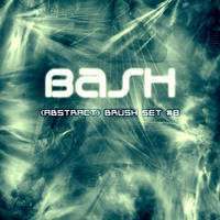 Bash -- Abstract Brush Set_8 by B-a-s-h