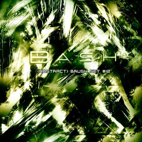 Bash_Brush_Set_12 by B-a-s-h