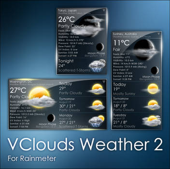 VClouds Weather 2 by VClouds