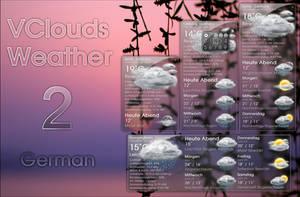 VClouds Weather 2 German