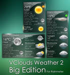 VClouds Weather 2 Big Edition by VClouds