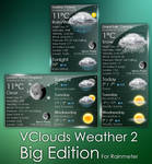 VClouds Weather 2 Big Edition