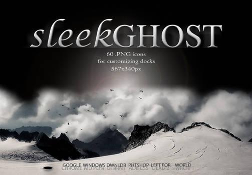 SleekGhost Dock Icons