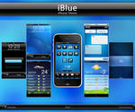 iBlue.theme for iPhone