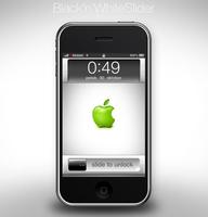 Black'n'WhiteSlider iPhone by Benjamin-Dandic