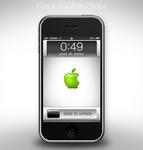 Black'n'WhiteSlider iPhone