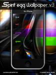 Spirit Egg Wallpaper V3 iPhone