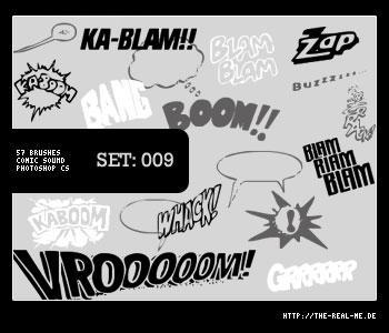 009: comic sound by Lexana