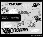 009: comic sound