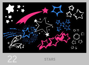 012: stars by Lexana