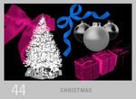 022: Christmas Items by Lexana