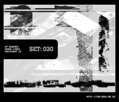030: Grunge Lines by Lexana