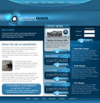Business Website Template no.1 by PAULW
