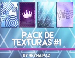 Pack de Texturas #1 by ReynaPaz