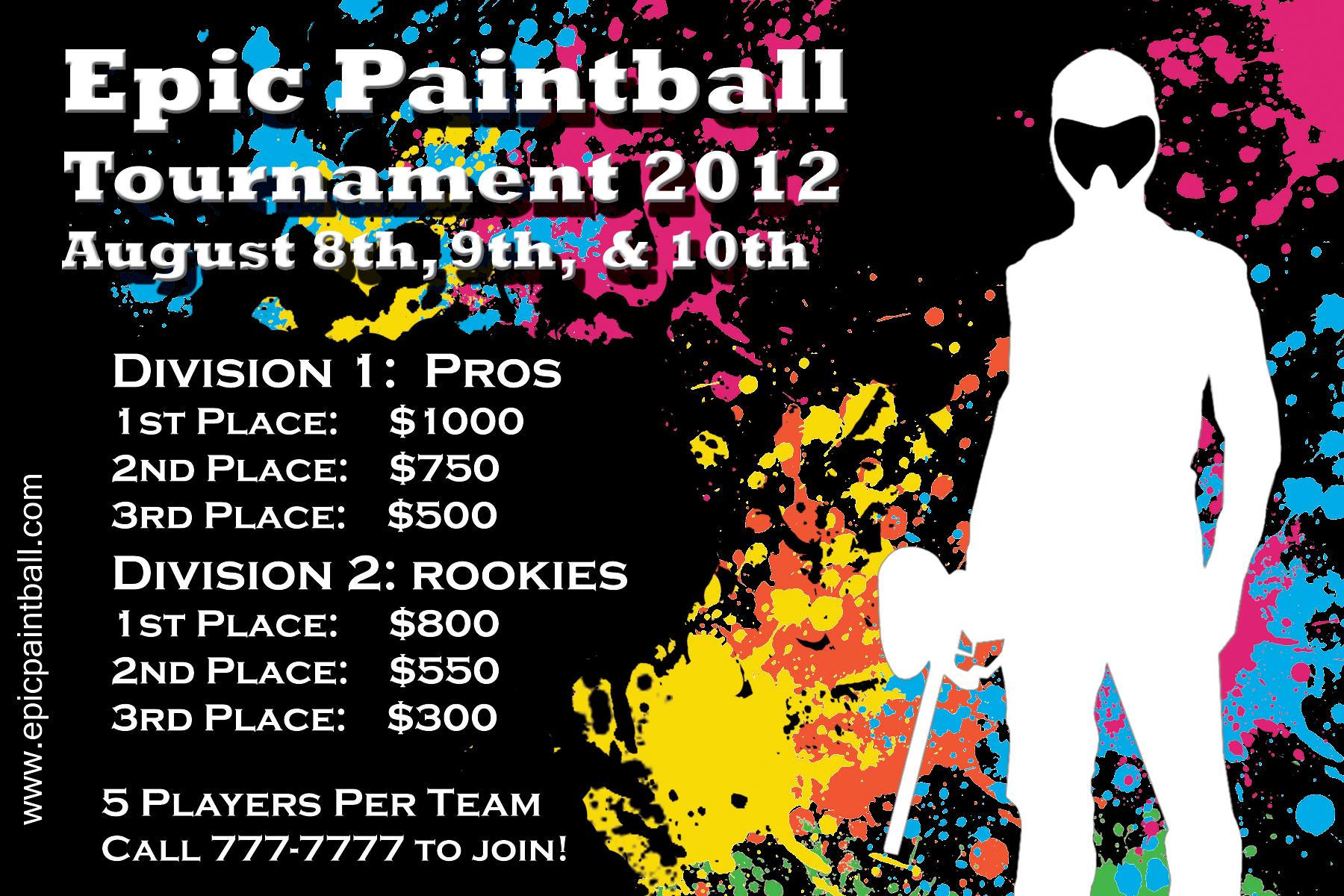 paintball flyer - Dolap.magnetband.co