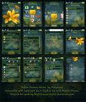 Yellow Flowers by malytopol