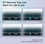 W7 Network Tray Icon Patch