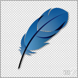 Photoshop Feather $PSD