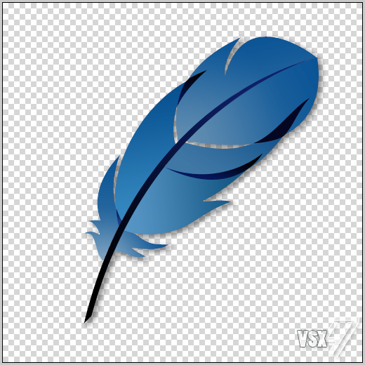 Photoshop Feather $PSD by VSX47 on DeviantArt