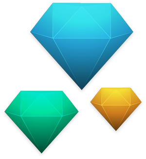 Diamonds (Free to use) No Atribution Necesary!