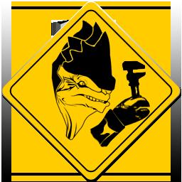 Beware Krogan mechanic by Stealthero