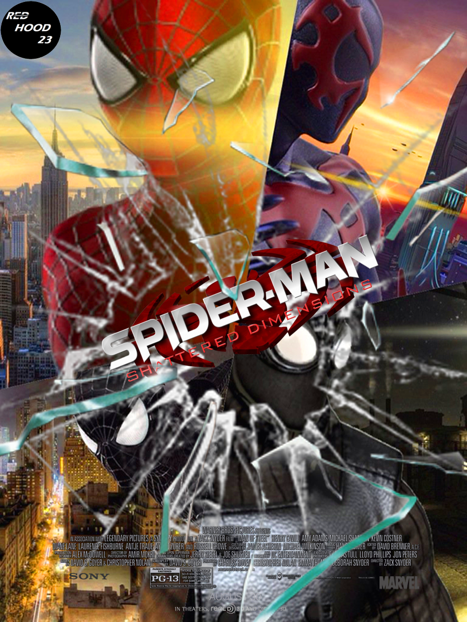 Spiderman Shattered Dimensions By Redhood2343 On Deviantart