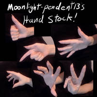 Handy Dandy Stock Poses by Moonlight-pendent13