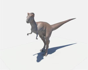 dinosaur 2st test animation