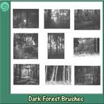 Dark Forest Brushes