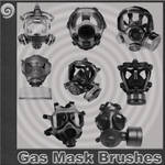 Gas Mask Brushes